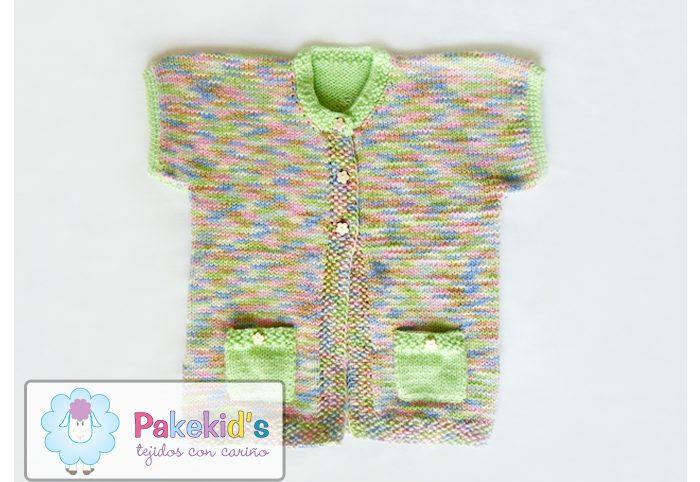Chaleco Matizado - Pakekid's