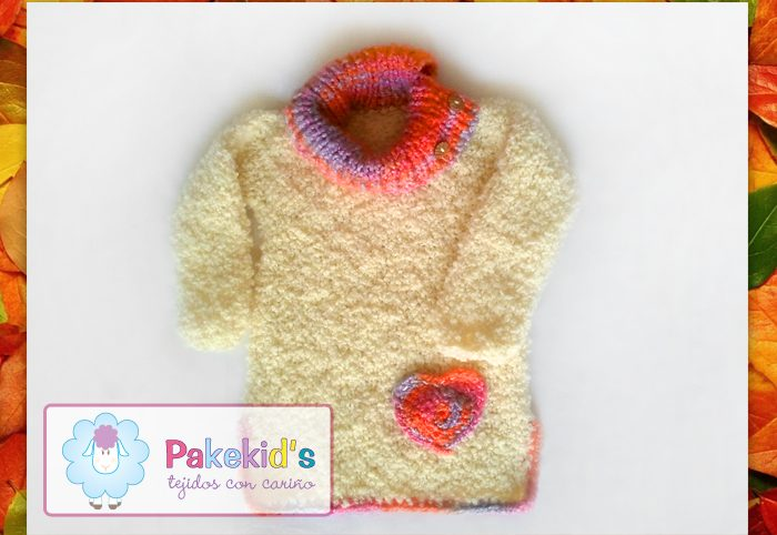 Chaleco con Bolsillo - Pakekid's