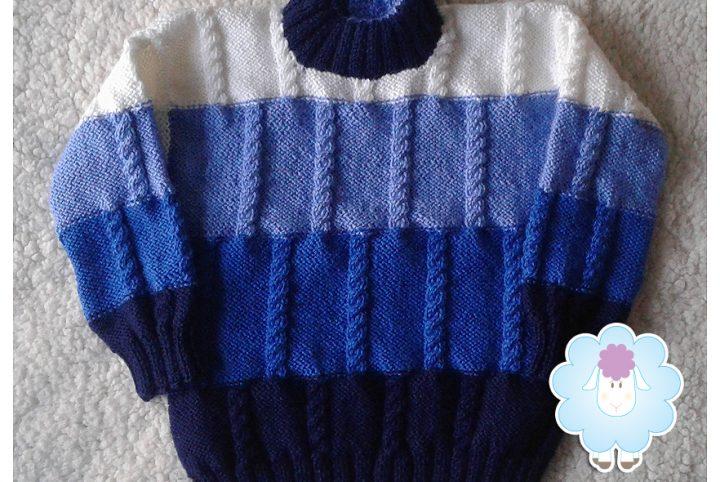 Sweater Degradado - Pakekid's