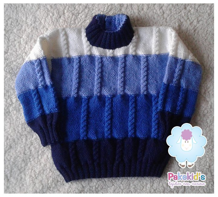 Sweater Degradado - Pakekid's
