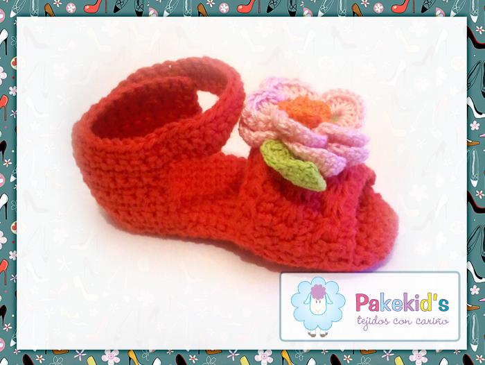 Sandalias con Pulsera - Pakekid's